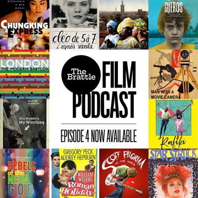 The Brattle Film Podcast