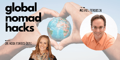 Cover art for Episode 010: Michael Ferguson - Travel Personality Types