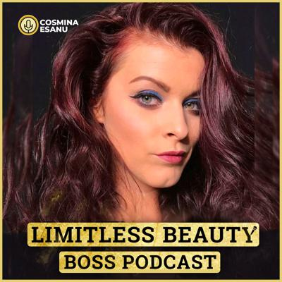 Cosmina Esanu is a Licensed Esthetician, Certified Xtreme® Lash Stylist & Trainer who has a true passion for eyelash extensions  and take deep personal and professional satisfaction in offering the a superior training curriculum to other aspiring lash artists.  Limitless Beauty Boss Podcast will help you learn a simple formula to become a full time lash artist and attracting your dream clients.