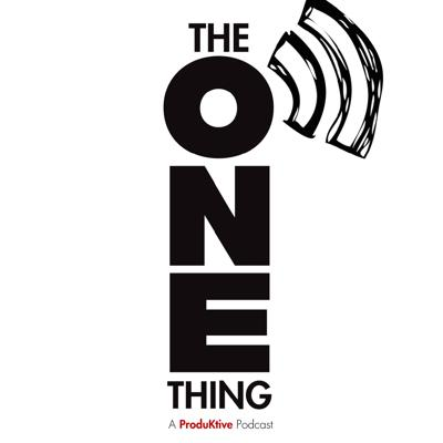 Discover the surprisingly simple truth behind extraordinary results. Learn how the most successful people in the world approach productivity, time management, business, health and habits with The ONE Thing. A ProduKtive® Podcast.