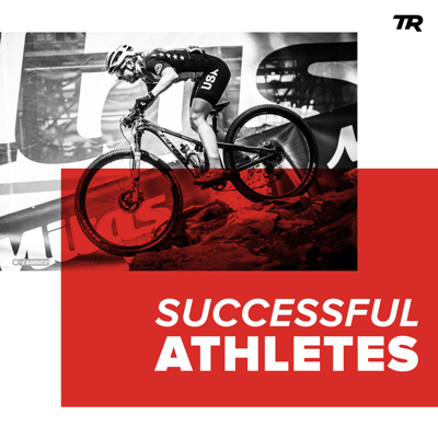 Cover art for Balancing Work, Motherhood and Pro MTB with Sonya Looney – Successful Athletes Podcast 012