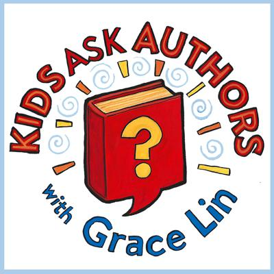Kids Ask Authors is a podcast where kids can ask the authors of their favorite books a question. Every week, children's book author and illustrator Grace Lin and a guest author answer one question from a child reader-helping kids on their own creative journey!