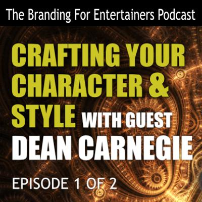Cover art for BFE EP10: Developing Your Style with Dean Carnegie