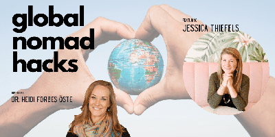 Cover art for Episode 006: Jessica Theifels - Content Creator and Author around the World