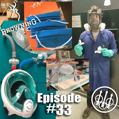 Cover art for How the gun trade is helping hospitals - Charlie's Chatshow - FieldsportsChannel Podcast, episode 33
