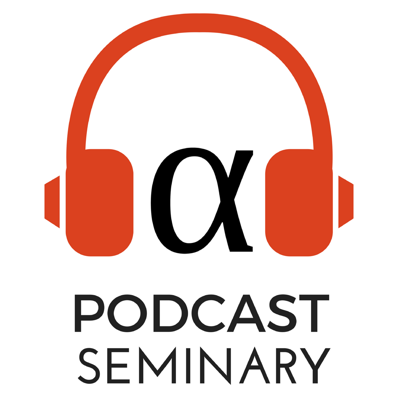 Cover art for Episode 044, Introducing Our Sister Podcast: Podcast Seminary