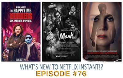 What's New to Netflix Instant!?