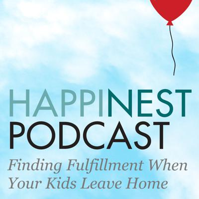 The HappiNest Podcast explores a variety of challenges that arise when the house is suddenly empty or emptying, and Judy Holland provides tips and tools for managing the emotions and realities of this new life stage.   From dealing with friends, career transitions, rekindling love or leaving a marriage, to reconnecting with genuine interests and passions, this road map will help guide you.    With mindfulness, hard work, and knowledge of experiences, research, and wisdom from seasoned empty nesters, you can create the most golden phase of your life.