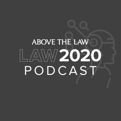 Cover art for The Justice Gap with Dan Linna - Law2020