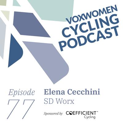 The Voxwomen Cycling Podcast is your go to podcast for everything women's cycling. From race reaction and analysis to exclusive rider interviews, we are your inside source to all the action in, and behind the scenes of, the peloton. #bepartofthejourney