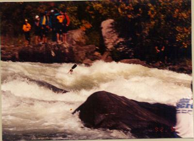 Cover art for So you're ready for the Gauley...