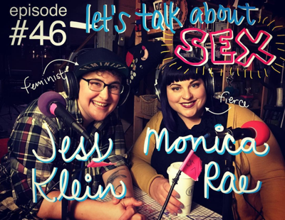 Cover art for Episode 46: Let's Talk About Sex