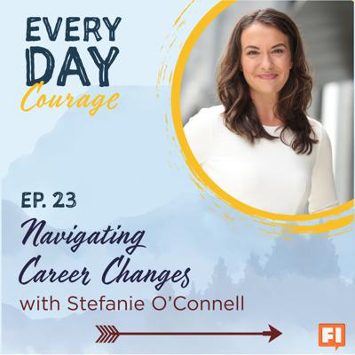 Cover art for Navigating Career Changes Financially with Stefanie O'Connell