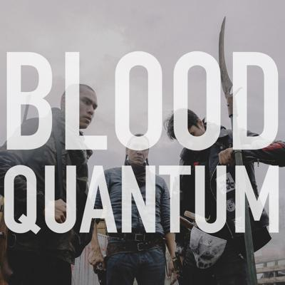 Cover art for Blood Quantum