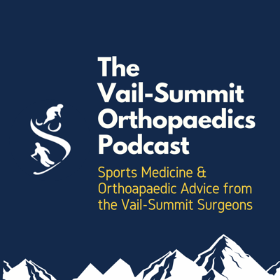 As the first orthopaedic group in the Vail Valley, Vail-Summit Orthopaedics & Neurosurgery has advanced our treatment and rehabilitation plans to the highest level by serving one of the most active sports populations in the country.  VSON specialists are among the most experienced fellowship-trained doctors in sports medicine and orthopaedic surgery—in fact, five of our doctors are doctors for the prestigious US Ski Team.  The VSON Podcast introduces you to those specialists that make VSON A Top Colorado Orthopaedic Group.