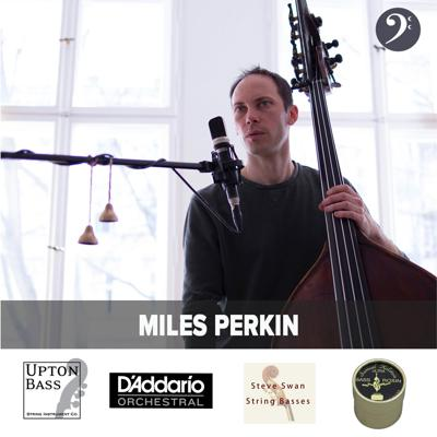 Cover art for 698: Miles Perkin on extended techniques