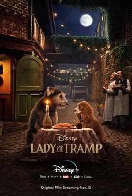 Cover art for Episode 98: Lady and the Tramp (2019) with Cisco