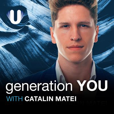 Generation You's purpose is to have multidisciplinary conversations around the big challenges of tomorrow. From education, health, food, climate, technology and many others - we strive to empower people to tackle these challenges and advance mankind. Your host, Catalin Matei, is an entrepreneur that's working on ever-more complex problems.