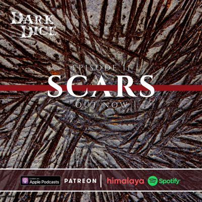 Cover art for Chapter 11: Scars
