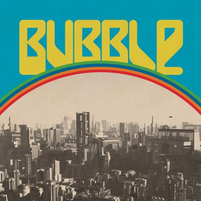 Cover art for BUBBLE Episode 1. Huntrs