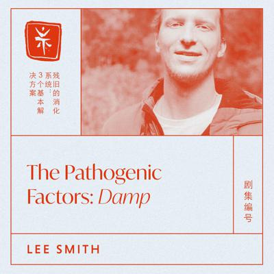 Cover art for 03: The Pathogenic Factors: Damp, with TCM Dr. Lee Smith