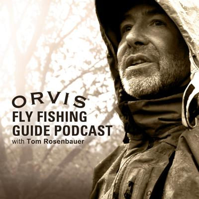The Orvis Fly Fishing Guide Podcast provides weekly tips  from acclaimed fly fishing author and lifelong fly fishing enthusiast, Tom Rosenbauer. Get the most from your time on the water!