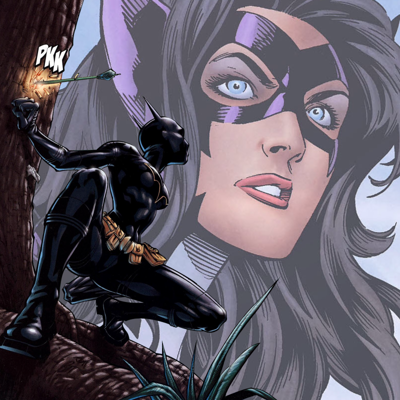The Batgirl/Huntress Podcast