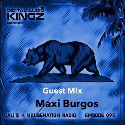 Cover art for Maxi Burgos Guest Mix on C✯HNR Guest Mix Ep 95