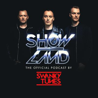 Cover art for Swanky Tunes - SHOWLAND 355