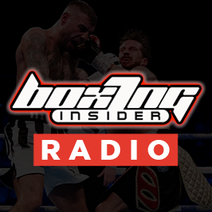 Keep Up today on all things Boxing on BoxingInsider.com Radio. BoxingInsider Radio features a rotating cast of professional fighters, trainers, and media members.