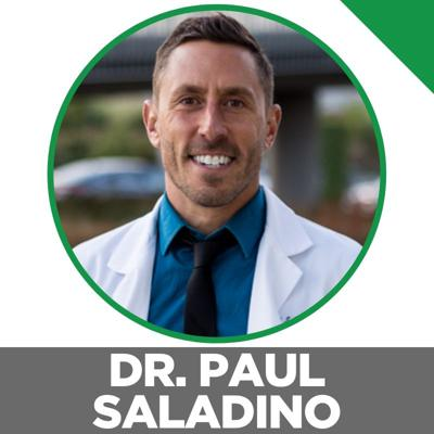 Cover art for Carnivore Diet Myths Debunked, Hard Questions About Meat Vs. Plants, Are Broccoli Sprouts Really Bad For You & Much More With Dr. Paul Saladino.