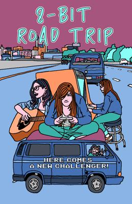 Cover art for Here Comes The Pitch #21 Chris Warmuth 8-BIT ROAD TRIP