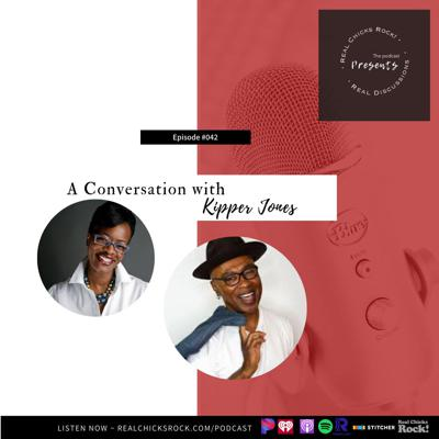 Cover art for A Conversation with Kipper Jones