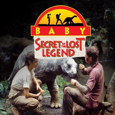 Cover art for Baby: Secret of the Lost Legend (1985)