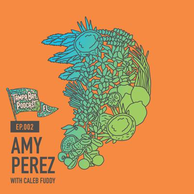 Cover art for Ep.002 Amy Perez - P3Pure/Primal Pit Paste