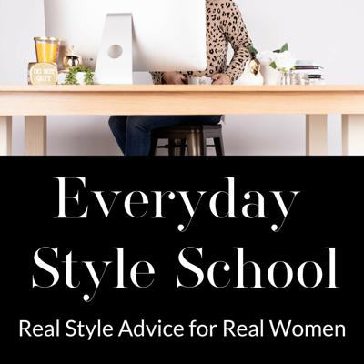In The Everyday Style School, we believe every woman deserves to love the way she looks, and that style can be easy (and maybe even fun). You can ditch that closet full of nothing to wear, and instead, create a fabulous, functional wardrobe that makes getting dressed a breeze.  The Everyday Style School shares practical lessons you can use to make shopping and building a wardrobe super easy...and yeah, we'll say it...super fun!