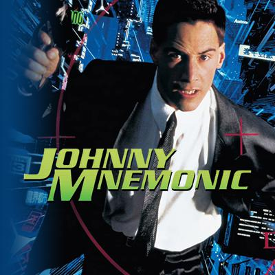 Cover art for Johnny Mnemonic (1995) - BONUS PODCAST with Cannibal Video