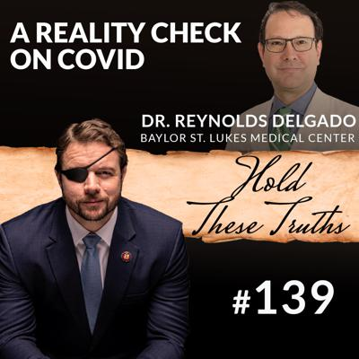 Cover art for A Reality Check on COVID   Dr. Reynolds Delgado