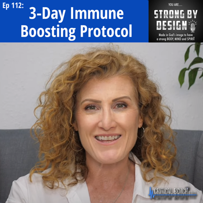 Cover art for Ep 112 3-Day Immune Boosting Protocol ft. Tonya Fines