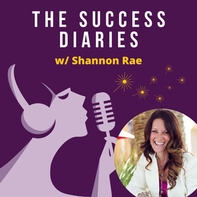 Cover art for Shannon Rae: Embracing the Messy Journey to Live in The Circle of Power