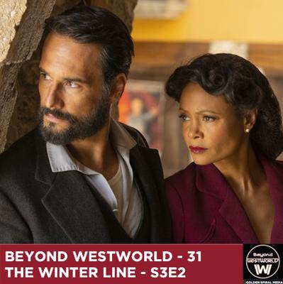 Cover art for The Winter Line - Westworld S3E2