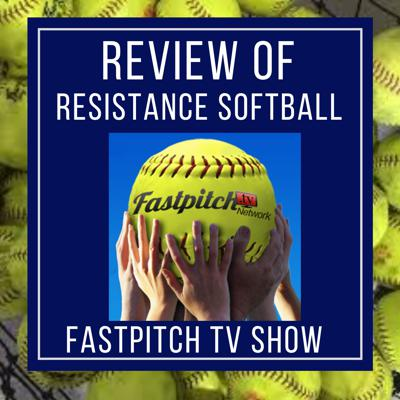 Cover art for Review Of The Resistance Softball