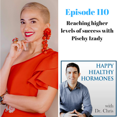 Cover art for 110: Reaching higher levels of success with Pischy Izady