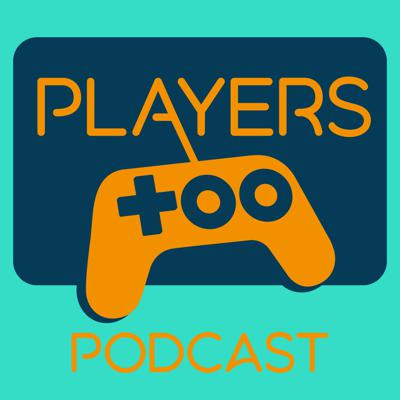Alright all you glorious gamers out there! Welcome to PlayersToo: a new weekly podcast for gamers of every kind. Hosted by two old friends from the UK (Glasgow, Scotland specifically), PlayersToo brings you all the video game news that matters to you, sifting through the latest stories to serve you only the most important videogame news of the week. Each episode we also focus in for a discussion on the latest burning issues, hot topics or fresh announcements - from loot boxes and development crunch to indie gems and the most exciting games of the year.  PlayersToo is a discussion of video games among friends - and you're invited! Whether you play games rarely or regularly, own a Playstation, Xbox, Nintendo Switch and PC or simply play on your phone from time to time, you're a gamer to us. Join us each week as we share our opinions, reviews, predictions and more on the world of videogaming - because no matter what else we are in this life, we are all Players Too!