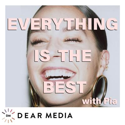 "Everything is the Best is an expert guide to simply- not feeling so alone. Host Pia Baroncini, Creative Director of LPA asks her guests, ""how did you go from 0 to yacht"" in an attempt to get real, get vulnerable, and find those common denominators that connect us all. The goal of this show is to inspire YOU, the listener, by talking to guests of all backgrounds; which hopefully, evens the playing field and inspires you to go after your dreams and never look back! Recurring guests include Pia's husband, Davide Baroncini and her mother Margit, who will help answer all your weekly relationship questions - how cute it that?! For more, follow Pia on Instagram at @piabaroncini"