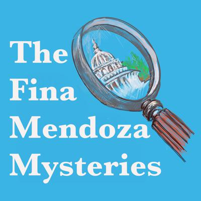 Cover art for Behind the Scenes of The Fina Mendoza Mysteries Podcast
