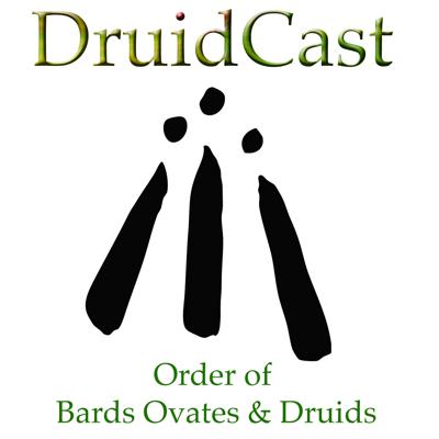 A podcast brought to you by the Order of Bards Ovates and Druids. Your host is Damh the Bard and each episode he will feature poetry, story and song offered by Bards throughout the world. There will also be interviews with people from the Druid tradition, seasonal thoughts, explorations of Celtic mythology and history, reviews, and competitions. Please send contributions for the podcast to: podcast@druidry.org, or through the post to: OBOD DruidCast, PO Box 1333, Lewes, E. Sussex, BN7 1DX.