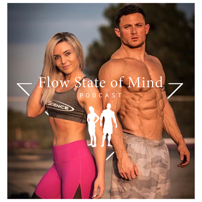 The Flow State of Mind Podcast, hosted by fitness coaches and social media influencers Erin Dimond and Jordan Dugger, investigate the mental state of flow and how to best achieve it consistently. Guests and thought leader topics range from health, fitness, physique sports, psychology, and business. Learn and grow with these experienced fitness coaches and find out how to best find your flow.