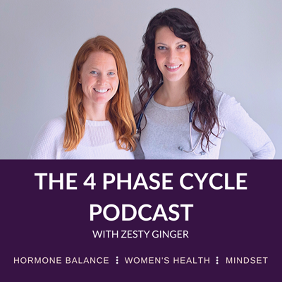 """Alex and Megan are a duo of an MD and Functional Diagnostic Nutrition practitioner. After individually dealing with severe hormonal imbalances, they developed the 4 Phase Cycle Approach which helps women just like them take back their vital female health. By learning to work WITH the natural cycles of the body, rather than AGAINST them, Megan and Alex teach women how to stop continually searching for the next best thing and figure out exactly what should go in their personal health toolkit. They don't believe in prescribed diets, food deprivation, or """"fighting"""" illnesses. Instead, they're all about having fun with the imperfections of life and overcoming trying to be everything to everyone.   This podcast consists of seasons which are made up of """"podclasses"""". Each season focuses on one particular topic and delving deep into the details. Season 1 has 24 podclasses, all focused on teaching women how to live in sync with their feminine cycles. More seasons to come!"""