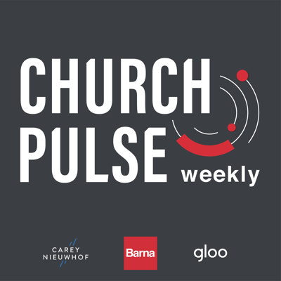 How's your church going to lead through crisis? The ChurchPulse Weekly podcast gives you unprecedented insights into how church leaders are navigating crisis, and a new set of digital tools to stay connected in real-time to the people in your church. Weekly results from the ChurchPulse Leader Check-in are delivered live in the podcast hosted by leadership author and podcaster, Carey Nieuwhof, and Barna President, David Kinnaman. Each episode, Carey and David bring fresh updates, insights and interview other leading voices in church and ministry innovation.